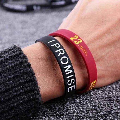 Quality Custom Made Wristbands At Best Price